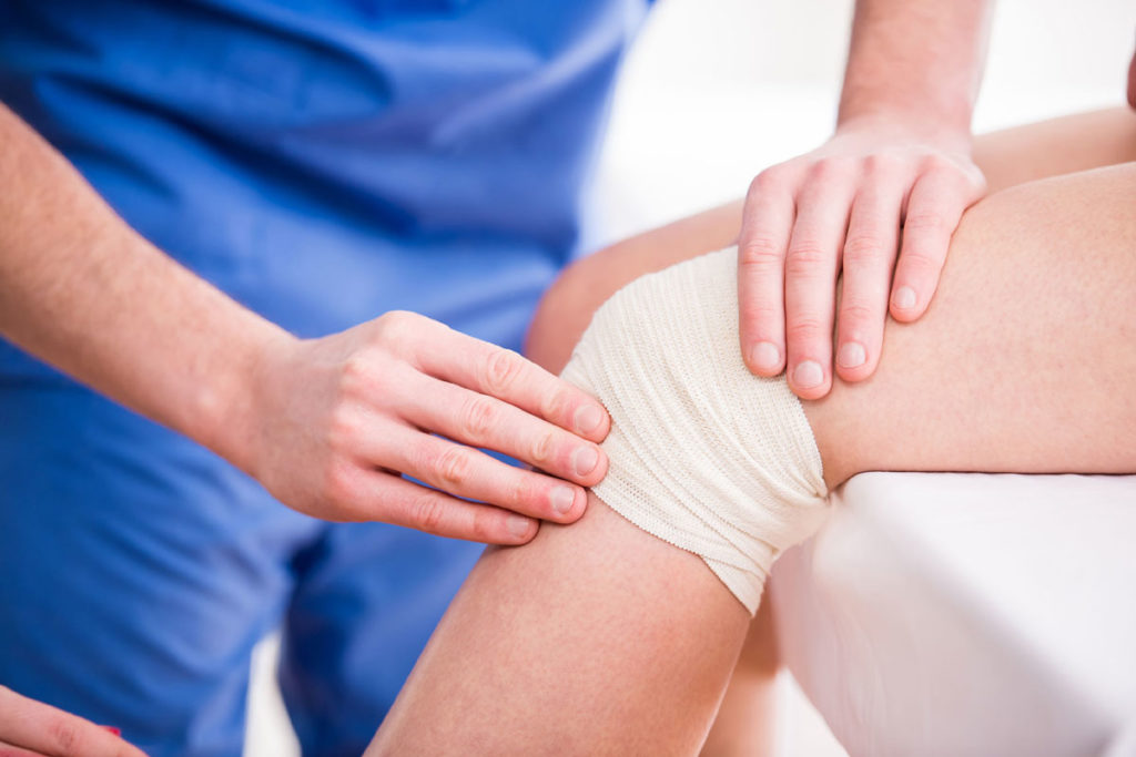 Non Surgical Knee Pain Relief